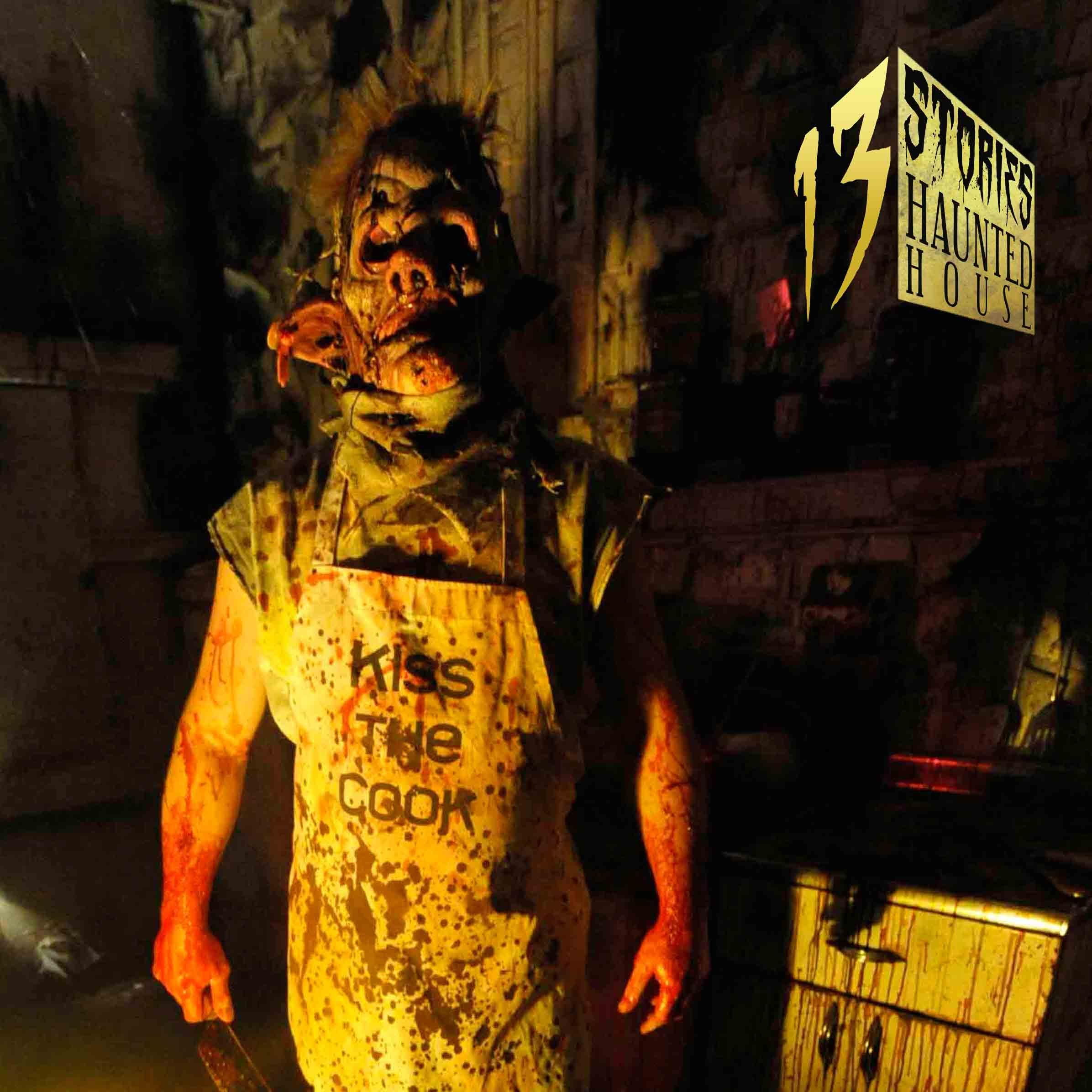 Top 5 haunted houses to visit near atlanta gafollowers for 13 door haunted house