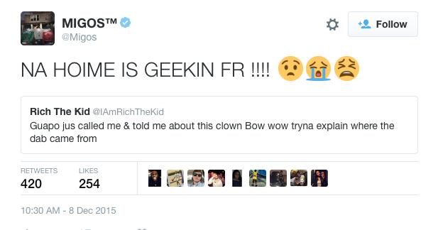 Migos-Bow-Wow-Dab-Tweet-2