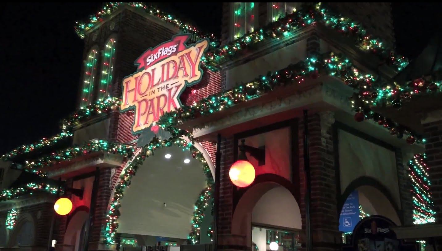 Christmas Lights In Georgia.6 Best Places To See Christmas Lights In Atlanta Gafollowers