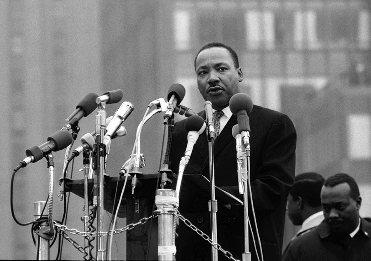 Image result for dr king 1967
