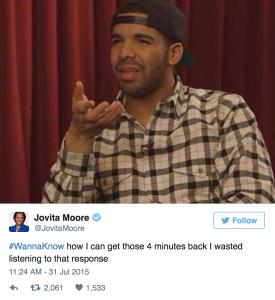 Jovita Moore Meek Mill Tweet