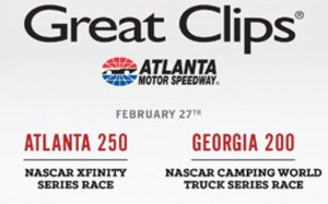 Great Clips 200 at Atlanta Motor Speedway