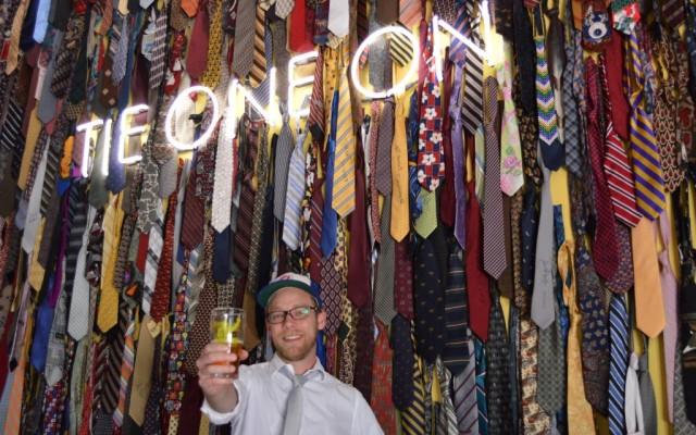 Jonathan Baker. Marketing Guy and Master of Mind Control at Monday Night Brewing.