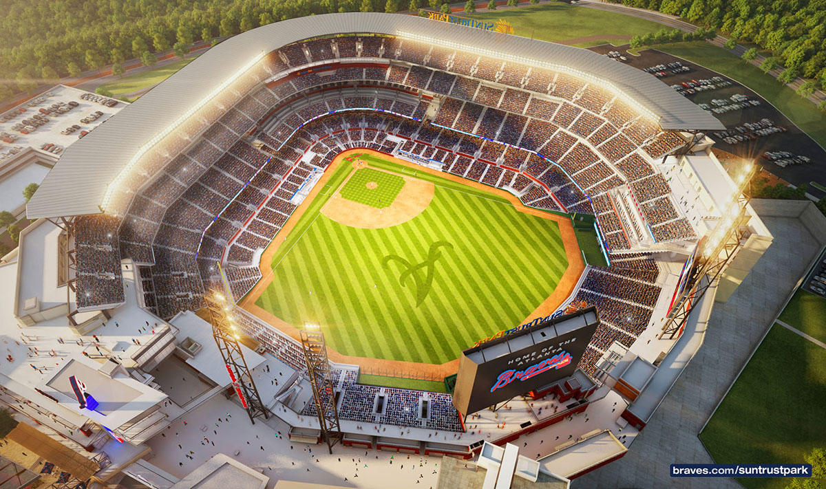 Braves New Stadium May Feature a Theme Park - GAFollowers