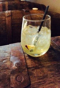 Urban Barrel cocktail