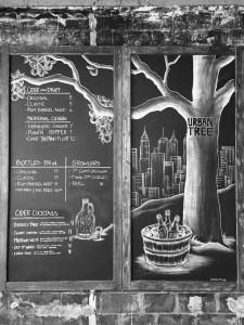 Urban Tree Chalk