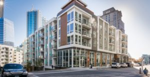 Luxury apartments like this one in Buckhead are popping up all over Atlanta.