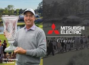 Mitsubishi Electric Classic in Gwinnett