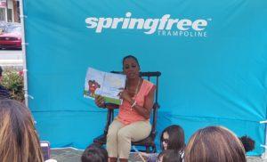 Holly Robinson-Peete at Springfree in Atlanta