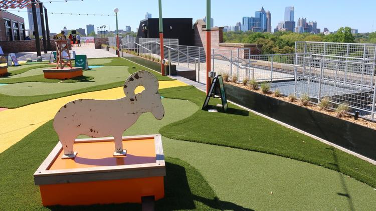 11 Atlanta Rooftop Bars You Have To Visit 2016 Gafollowers