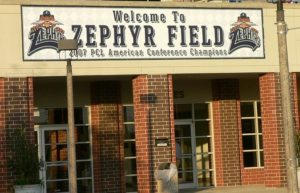 Zephyr Field in New Orleans