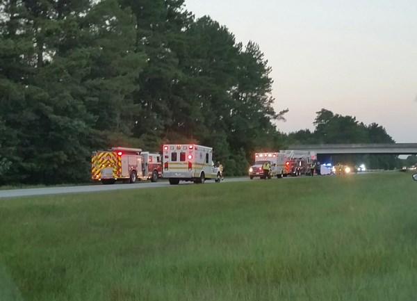 Fatal Car Accident Near Savannah Claims 5 Lives - GAFollowers