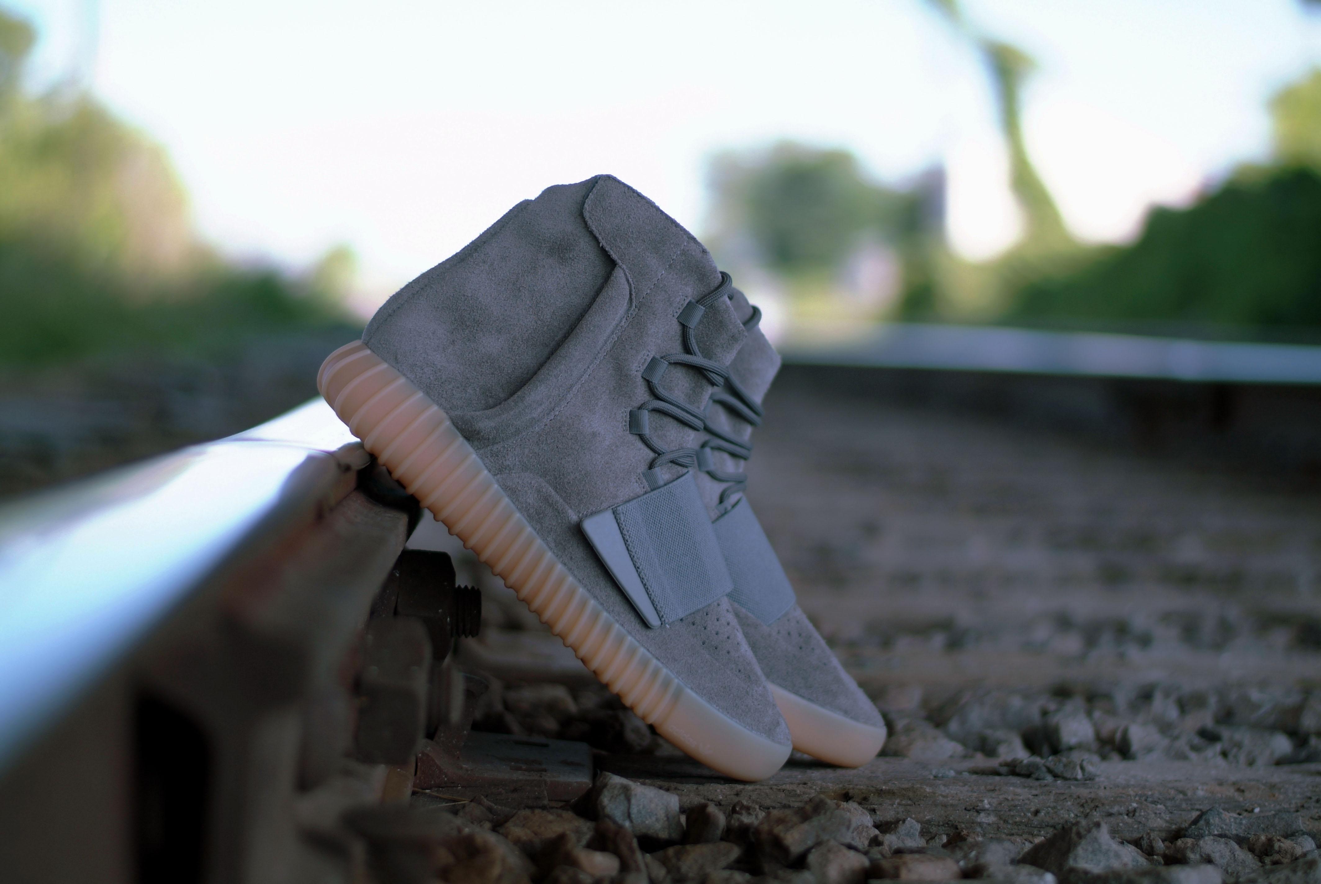 Yeezy Boost 750. Adidas Yeezy Boost 750 Light Grey Gum ... 96dbf9ab72