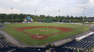 Rome Braves action
