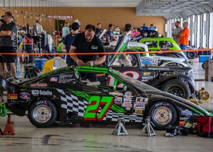Bandolero Race Car: Bandolero Nationals Come To AMS On Sept. 24