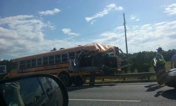 Lowndes Student Rebecca Hall Dies From Bus Crash in Valdosta