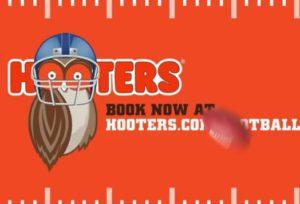 Hooters Fantasy Football