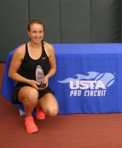 Professional women's tennis comes to Peachtree Corners