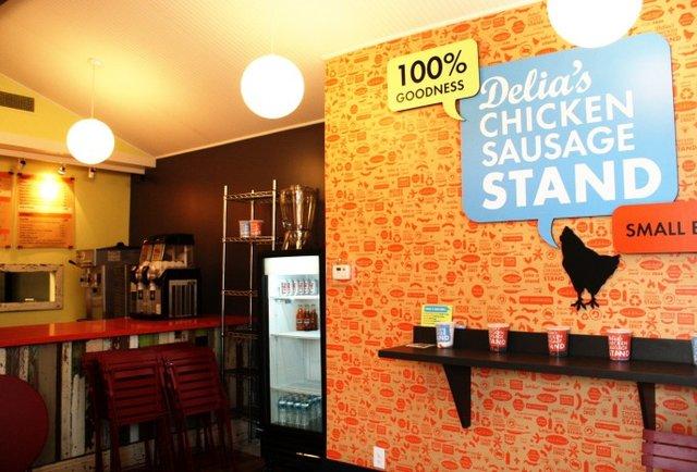 delia-s-chicken-sausage-stand