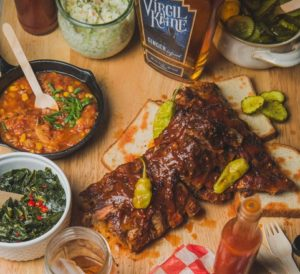 Food and whiskey pairings