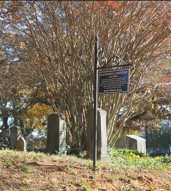 Old Roswell Cemetery