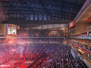 A look at the renovations to Philips Arena