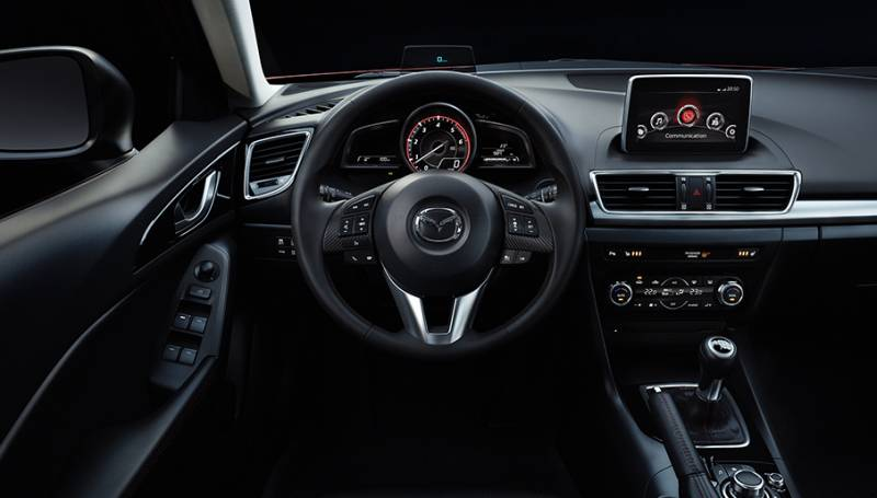 Review 2017 Mazda3