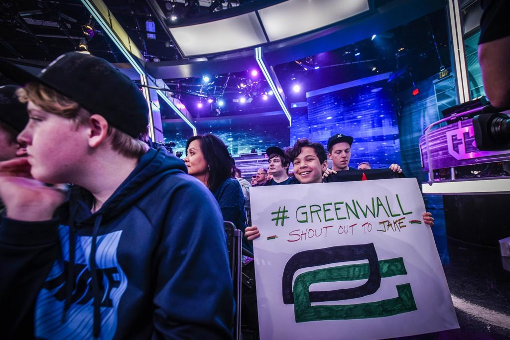greenwall