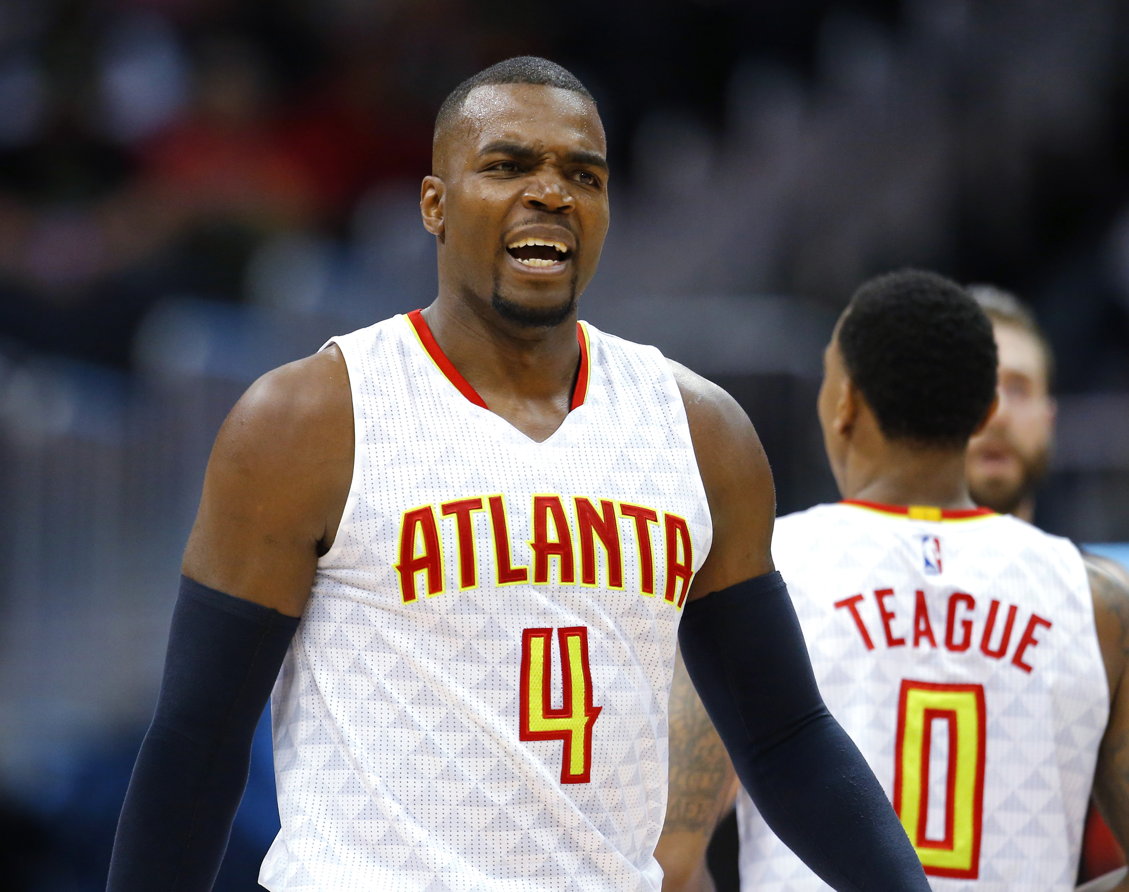 hawks paul milsap being shopped around for trades   gafollowers