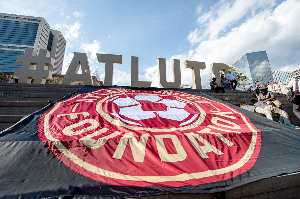 Atlanta United ; GAFollowers; MarchtoSoccer