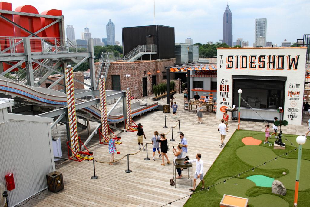The City Cafe And Bar Atlanta Ga