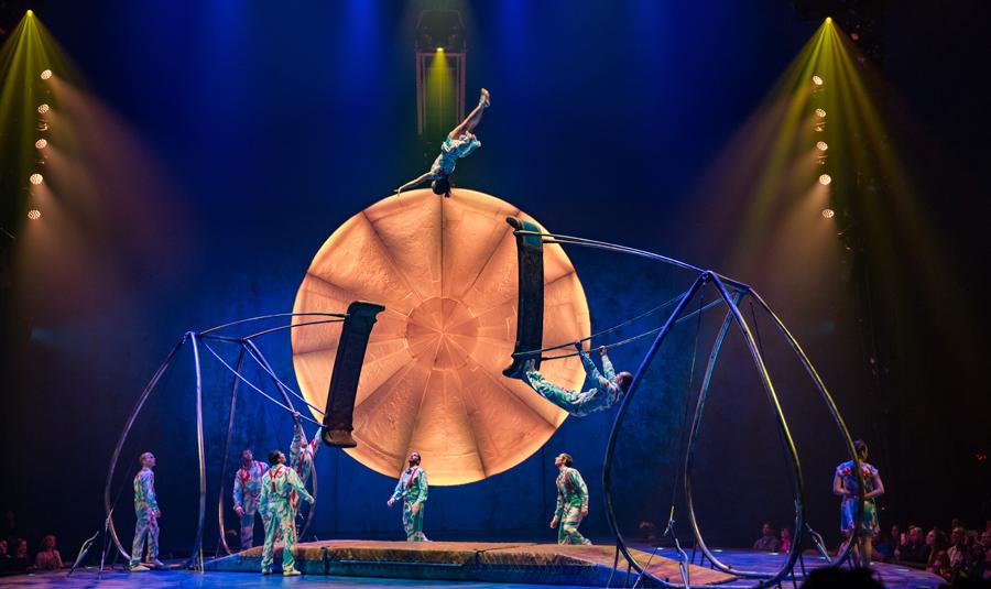 Cirque Swing Act