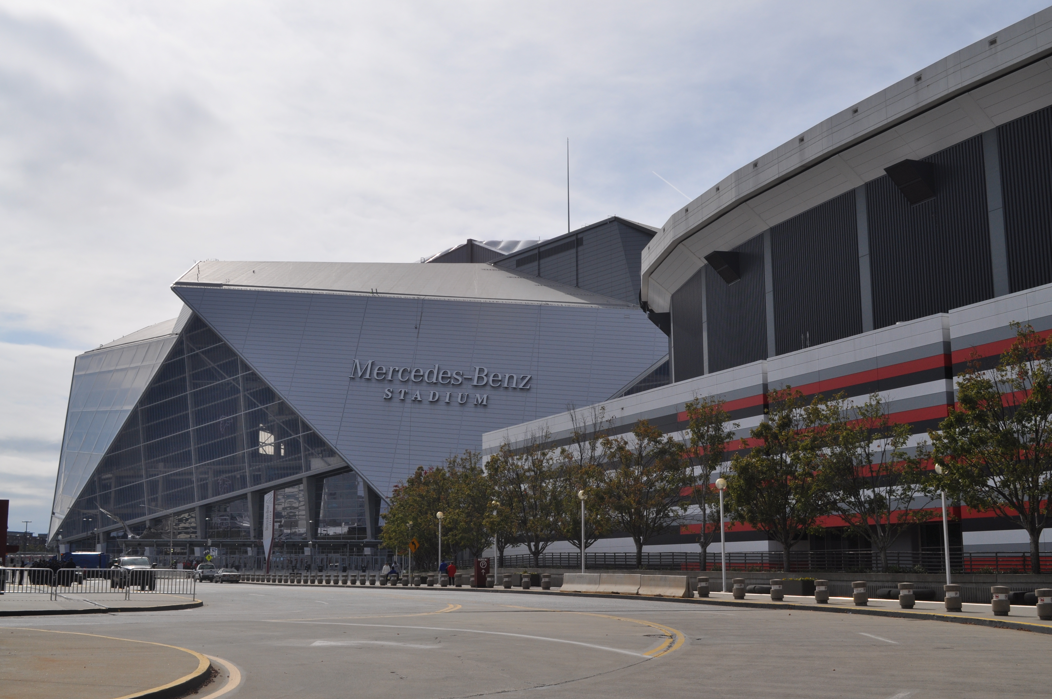 georgia dome imploded after 25 years  video