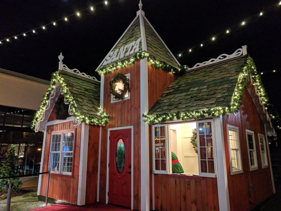 Santa's Workshop at Avalon