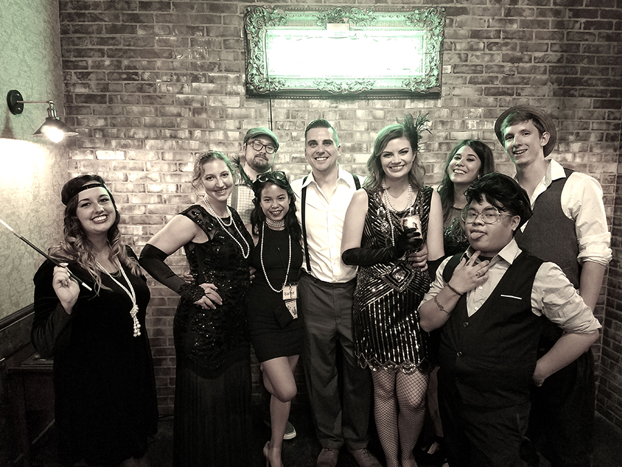 Speakeasy ITP Escape Game