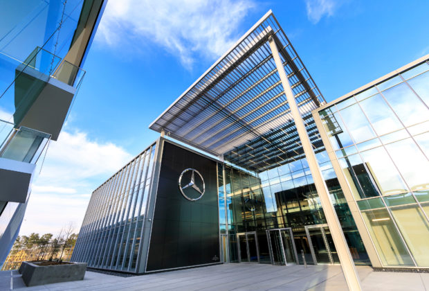 Gafollowers everything georgia for Mercedes benz us headquarters
