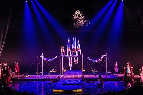 Tournik Dominique Lemieux 2018 Cirque du Soleil Photo 2