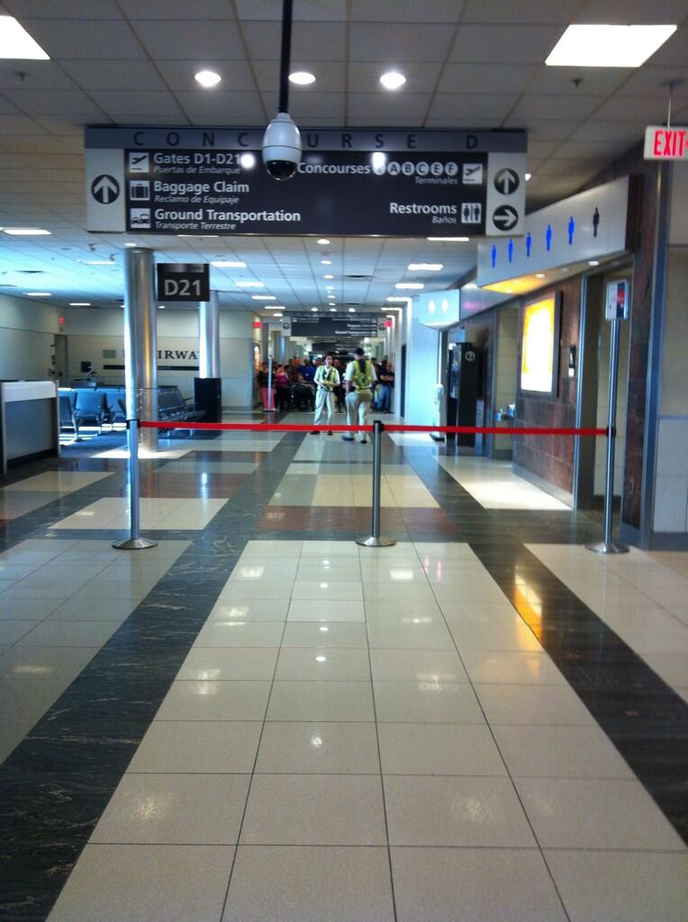 Atlanta Airport Explosion At Concourse D Gafollowers