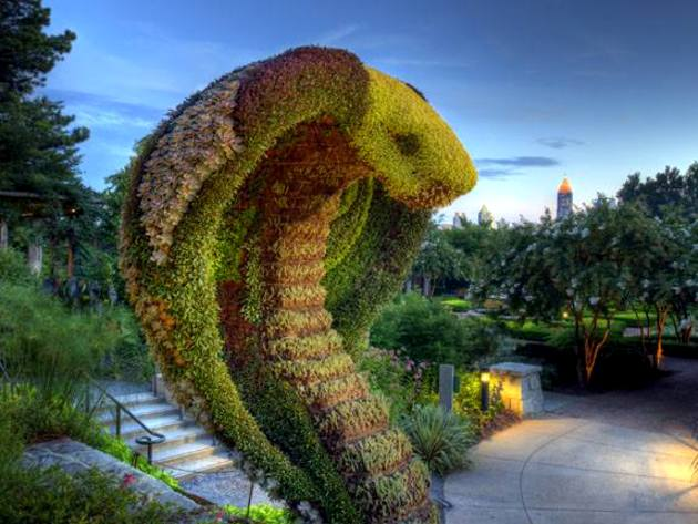 Must See Atlanta Botanical Gardens Imaginary Worlds Gafollowers