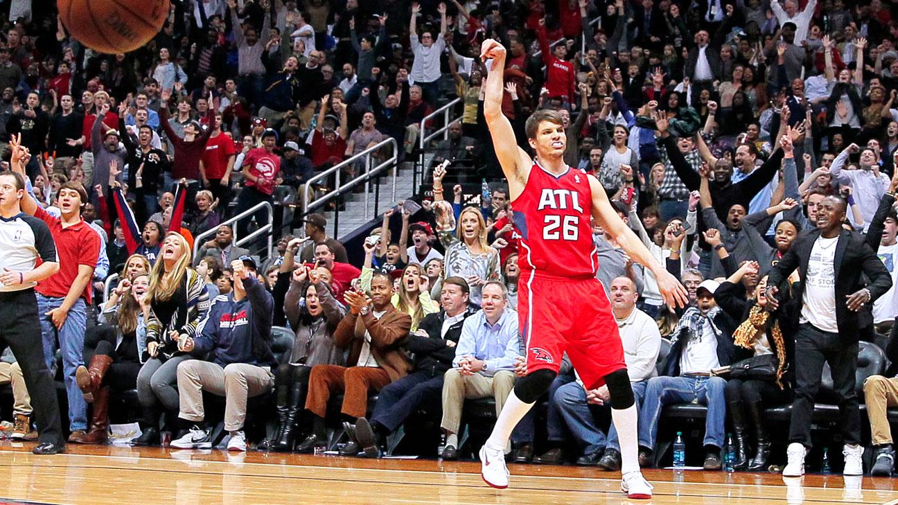 5 Reasons To Pick The Atlanta Hawks On NBA 2K15 - GAFollowers