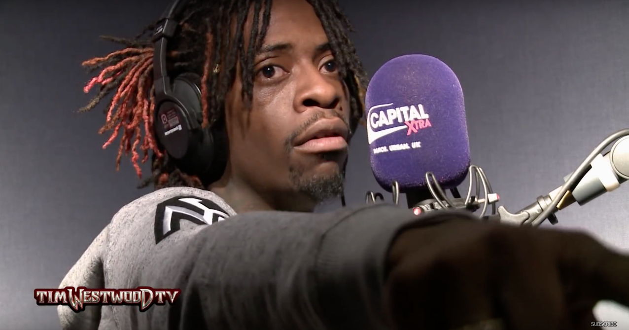 rich homie quan really freestyles with tim westwood | gafollowers