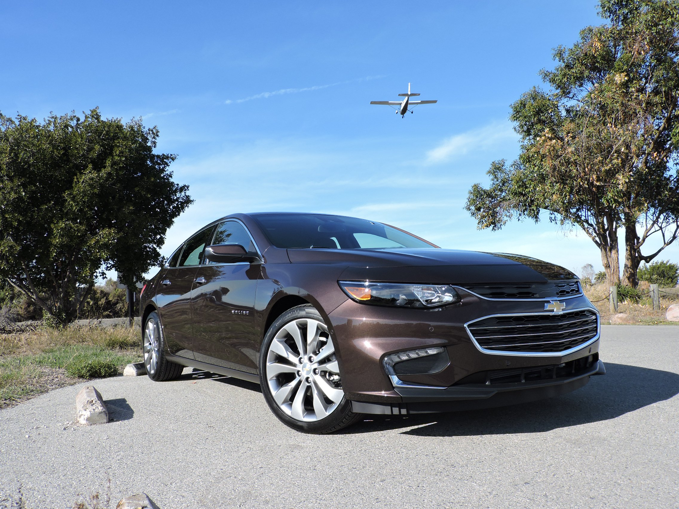 The 2016 Chevy Malibu 5 Little Things To Love