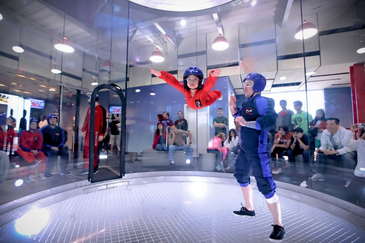 iFly Lets You Skydive in Atlanta - GAFollowers