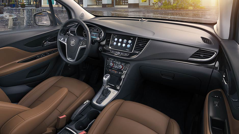 Review: The 2017 Buick Encore is the Perfect Car for One ...