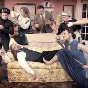 Death by Design at the Stage Door Players