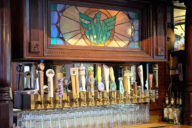 Beers on Tap at Atkins Park Restaurant in Atlanta