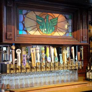 Beers on Tap at Atkins Park Restaurant in Atlanta