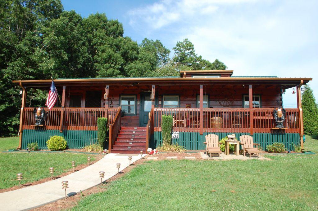 Copperhead Lodge in Blairsville, Georgia